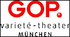 GOP varieté theater gala event Münich David Burlet